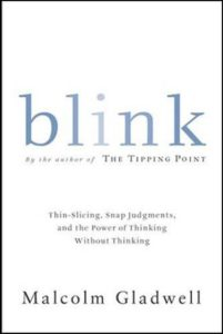 "blink by malcolm gladwell theory of Blink by malcolm gladwell is a book about understanding blink by malcolm gladwell: theory of thin blink project malcolm gladwell wrote about ""thin."